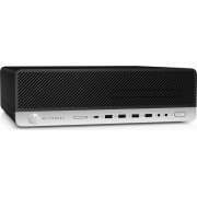 HP EliteDesk 800 G5 SFF PC, i7-9700 3.0GHz, 8GB RAM, 1TB HDD, Intel HD graphics, Win 10 Pro