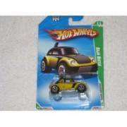 2010 Hot Wheels Baja Beetle Vw Treasure Hunt #11 Of 12