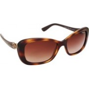 Vogue Over-sized Sunglasses(Brown)