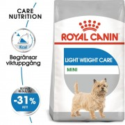 Royal Canin Care Nutrition 3kg Mini Light Weight Care Royal Canin CCN hundmat