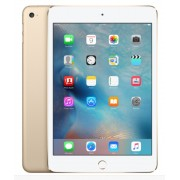 "Tablet, Apple iPad mini 4 Wi-Fi /7.9""/ Apple (1.5G)/ 2GB RAM/ 128GB Storage/ iOS9/ Gold (MK9Q2HC/A)"