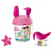 Детски Комплект кофичка за пясък, с лейка Барби, 433126
