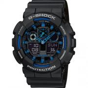 Casio G-Shock Мъжки спортен часовник GA-100-1A2ER