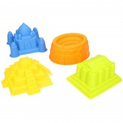 Merkloos 4 delige strand speelgoed set - Action products