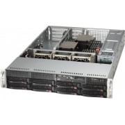 Server Configurabil Supermicro 2U SYS-6027R-72RF