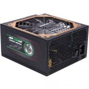 Sursa Zalman ZM650-EBT, 650 W, 80 Plus Gold, ATX 2.3, PFC Activ, Negru