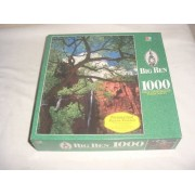 MB Big Ben Zion Canyon 1000 pc Jigsaw Puzzle