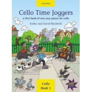 Cello Time Joggers + CD by Kathy Blackwell