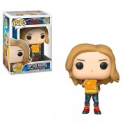Captain Marvel With Lunch Box (captain Marvel) Funko Pop! Vinyl Figure