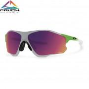 Oakley Okulary przeciwsłoneczne Oakley Evzero Patch green fade