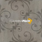 Pilch Cemento grafit 2A dekor podłogowy 59,6x59,6 __DARMOWA DOSTAWA OD 1600zł__