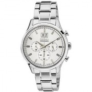 Seiko Analogue White Dial Men Watch - (Spc079P1)