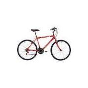 Bicicleta Houston Foxer Hammer Aro 26 21 Marchas Vermelha