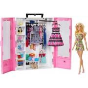 Barbie Fashionistas Ultimate Closet GBK12