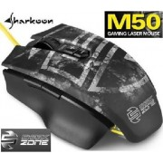 Sharkoon Shark Zone M50 Laser Gaming Mouse