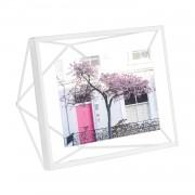 Рамка за снимки UMBRA PRISMA - цвят бял - 10 х 15 см