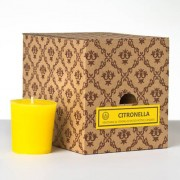 O.W.N Candles Votive Gift Box Votive Candles with Gift Box () Citronella