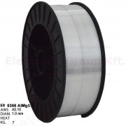 Huzalelektróda AlMg5 1.0mm/7kg (300mm)
