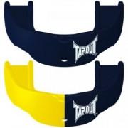 TapouT bitjes navy/geel (2 stuks)