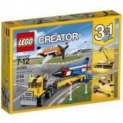 Конструктор ЛЕГО Криейтър - Въздушни асове - LEGO Creator, 31060