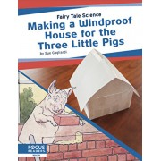 Making a Windproof House for the Three Little Pigs, Paperback/Sue Gagliardi