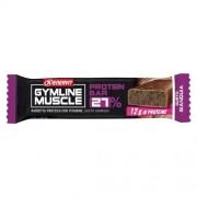 Enervit Sport Gymline Muscle Protein Bar 27% Barretta 45 Gr Gianduia