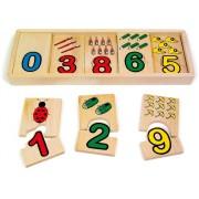 Hra Přiřazování čísel