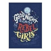 Favilli Elena Good Night Stories For Rebel Girls