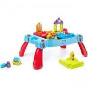 Игрален комплект - конструктор с блокчета маса, Mega Bloks, 175045