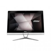 """MSI MICROSTAR AIO 22"""" I3-9100 4GB 128G N/T WH FD FREEDOS WHITE NO TOUCH"""