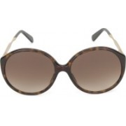 Marc Jacobs Oval Sunglasses(Brown)