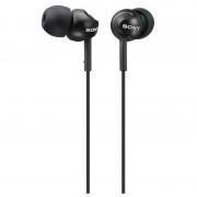 Sony MDR-EX110LP Auriculares Pretos