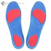 Rezgéscsillapító talpbetét sportcipőbe