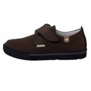 Pantofi copii, din piele naturala, marca Viva Bimba, 11-2, maro