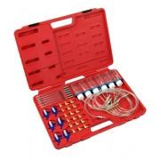 Kit testare injectoare Common Rail retur 24 adaptoare