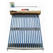 Panou solar nepresurizat cu boiler 100 litri inox interior-exterior Sontec RTTS 58/1800 10 S