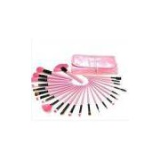 Pincel de Maquiagem Kit C/ 24 Pincéis