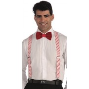 Forum Novelties Candy Cane Suspenders