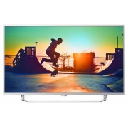 Televizor LED Philips 55PUS6482/12, 139 cm, Smart, Ultra HD 4K, Android, Argintiu