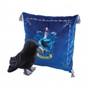 Noble Collection Ravenclaw knuffel met kussen