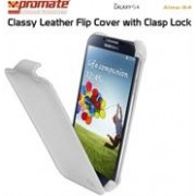 Promate Alma-S4 Classy Leather Flip Cover with