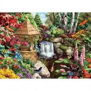 Bits And Pieces Secret Garden 1500 Piece Jigsaw Puzzle