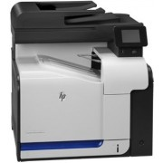 Multifunctional HP LaserJet Pro 500 color MFP M570dw + Antivirus BitDefender Plus 2018, 1 PC, 1 an, Licenta noua, Scratch Card