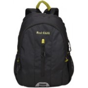 Red Chilli 15.6 inch Laptop Backpack(Yellow, Black)