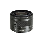 Canon EF-M 15-45mm f/3.5-6.3 IS STM Lens Graphite