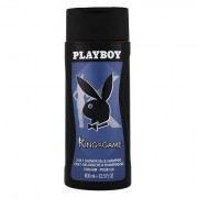 Playboy King of the Game For Him doccia gel 400 ml