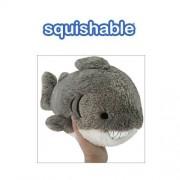 "Squishable Mini Great White Shark - 7"" Plush"