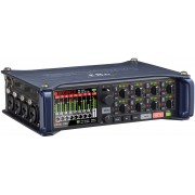 ZOOM Gravador F8n Multipista Broadcast de Terreno