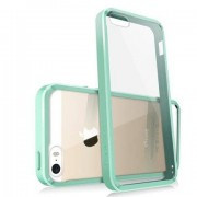 39 Transparent cover i cool färger iPhone 5/5s Transparent