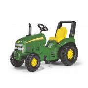 Tractor Cu Pedale ROLLY TOYS 035632 Verde pentru copii